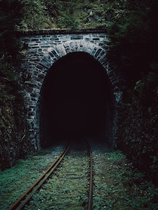 Tunnel noir